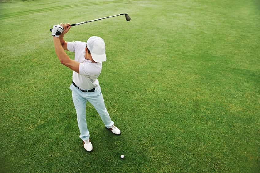 How to keep golf clubs clean