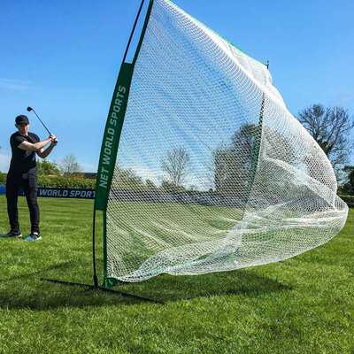 FORB Portable Golf Practice Net for Training in the Garden