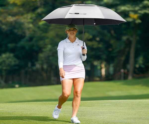 Stay Dry: The 9 Best Golf Umbrellas For Golfer