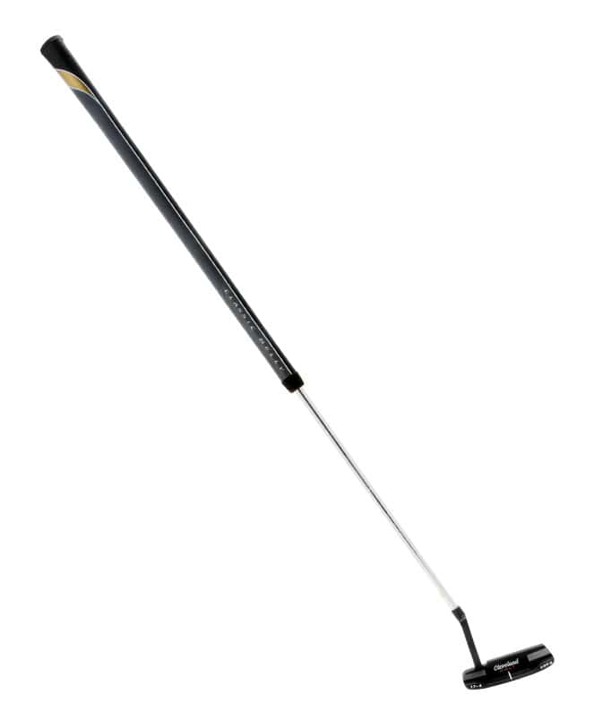 """The """"broom"""" putter"""