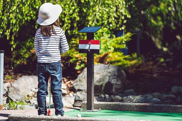 The best golf clubs for kids